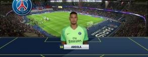 PSG 4:0 Saint Etienne