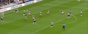 Newcastle United - Arsenal Londyn