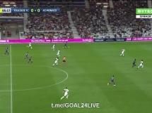 Toulouse 1:1 AS Monaco