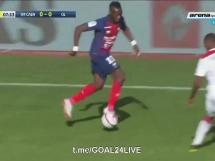 Caen 2:2 Olympique Lyon