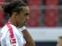 RB Lipsk 3:2 Hannover 96