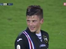Gol Kownackiego w Serie A!