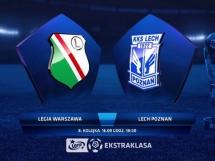 Legia Warszawa 1:0 Lech Poznań