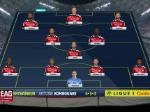 Olympique Marsylia 4:0 Guingamp