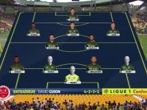 Nantes 0:0 Reims