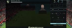 Sevilla FC 0:2 Getafe CF