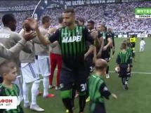 Juventus Turyn 2:1 Sassuolo