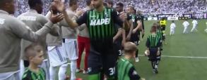 Juventus Turyn - Sassuolo