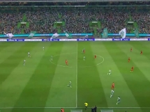 Sporting Lizbona 3:1 Maritimo Funchal
