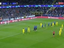 Club Brugge 0:0 Borussia Dortmund