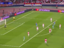 Crvena zvezda Belgrad 0:0 Napoli