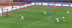 AS Monaco 1:2 Atletico Madryt