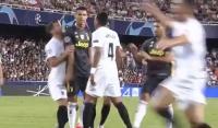 Błąd sędziego? Ronaldo wyrzucony z boiska! [Wideo]