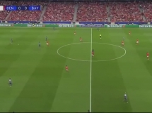 Benfica Lizbona 0:2 Bayern Monachium