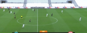 Olympique Marsylia 1:2 Eintracht Frankfurt