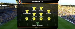 Villarreal CF 2:2 Rangers