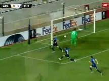 AEK Larnaka 0:1 FC Zurich