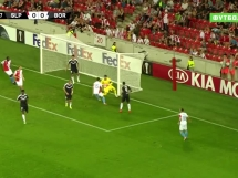 Slavia Praga 1:0 Bordeaux