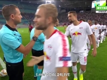 RB Lipsk 2:3 Red Bull Salzburg