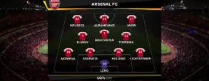 Arsenal Londyn 4:2 Worskła Połtawa