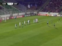 Ludogorets 2:3 Bayer Leverkusen