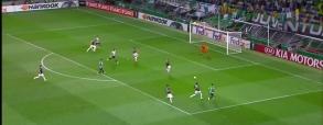 Sporting Lizbona 2:0 Qarabag Agdam