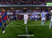 SD Huesca 0:1 Real Sociedad