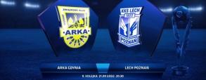 Arka Gdynia 1:0 Lech Poznań