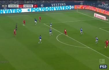 Wygrana Bayernu w Gelsenkirchen! [Wideo]