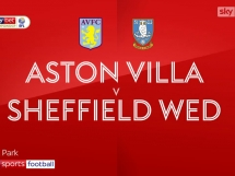 Aston Villa 1:2 Sheffield Wednesday