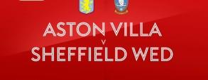 Aston Villa 1:2 Sheffield Wednesday