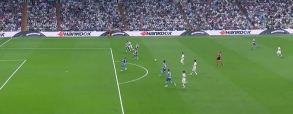 Real Madryt 1:0 Espanyol Barcelona