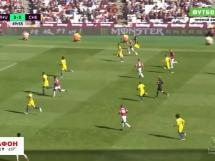 West Ham United 0:0 Chelsea Londyn