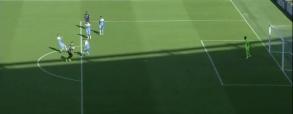 Piątek znów strzela! Gol z Lazio!