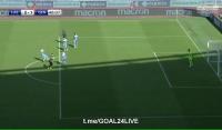 Piątek znów strzela! Gol z Lazio! [Wideo]