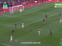 Arsenal Londyn 2:0 Everton