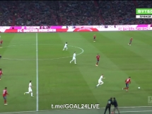 Bayern Monachium 1:1 Augsburg