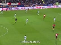 Freiburg 1:0 Schalke 04