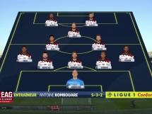 Nimes Olympique 0:0 Guingamp