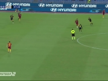 AS Roma 4:0 Frosinone