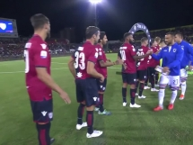 Cagliari 0:0 Sampdoria