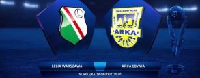 Legia Warszawa - Arka Gdynia