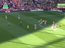 Arsenal Londyn 2:0 Watford