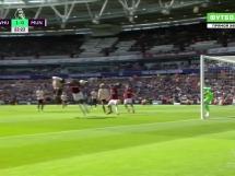 West Ham United 3:1 Manchester United