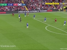 Chelsea Londyn 1:1 Liverpool