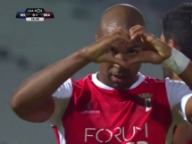 Os Belenenses 0:3 Sporting Braga