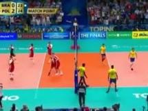 Polska 3:0 Brazylia