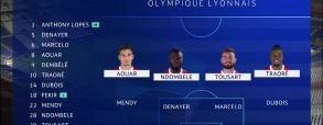 Olympique Lyon - Szachtar Donieck