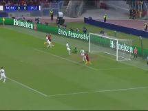 AS Roma 5:0 Viktoria Pilzno
