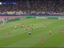 AEK Ateny 2:3 Benfica Lizbona
